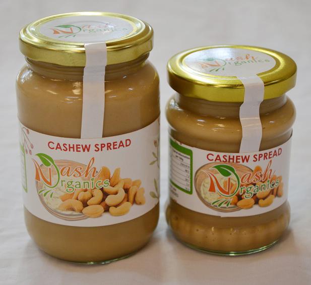 Cashew Spread